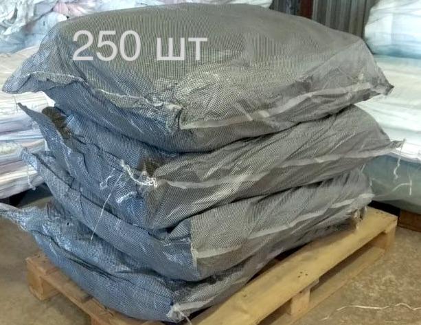 Мешки полипропиленовые  100 * 150 см, ламинированные. Красные, зеленые, большие на 70 кг.  вес  200 гр