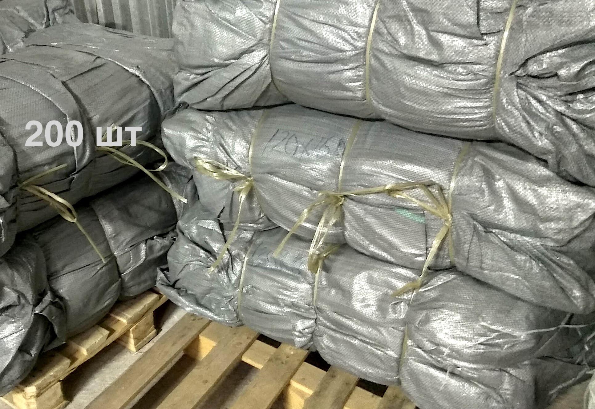 Мешки полипропиленовые  120 * 160 см. большие  на 100 кг, 1 сорт. вес 250 гр
