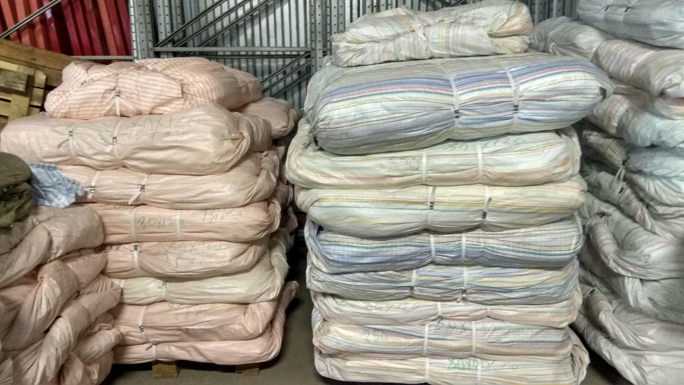 Мешки полипропиленовые  80 * 120 см. высший сорт, большие на 70 кг. вес 120 гр