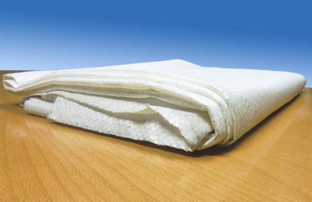 Мешки полипропиленовые  150 х 200 см, большие на 100 кг, вес 300 гр, 1 сорт